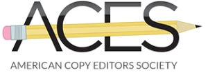The logo of the American Copy Editors Society.